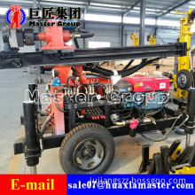 FY130 wheeled type pneumatic drilling rig