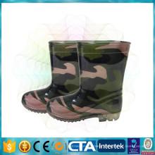 JX-915K Waterproof kids warm rain boots