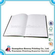 Custom printed cheap bulk paper notebooks