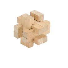 Juego de madera de bloqueo juguetes de madera (CB1117)