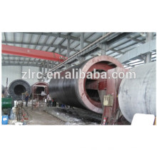 frp tank vessels winding machine/grp tank production line