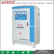 SBW / SBW-F 3-фазный сервопривод Mator Control отдельно Автоматический стабилизатор / регулятор напряжения внутреннего трансформатора переменного тока
