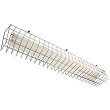 Cesta de malha de arame de metal para guarda de luz