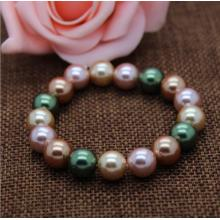 Pulseira Multicolor Multicolor Shell Stretchy