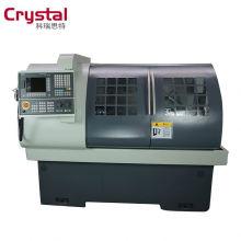 machine de tour de commande numérique par ordinateur CK6432A de tour lourd et régulier pour la coupe et le fraisage