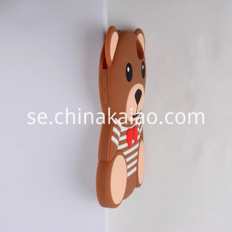 Silicone Cartoon Phone Cover