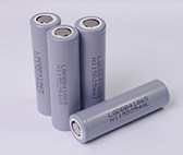 flashlight off battery 18650 Battery LG 2600maH