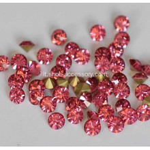 SS12 (3.10-3.20mm) a punta con strass
