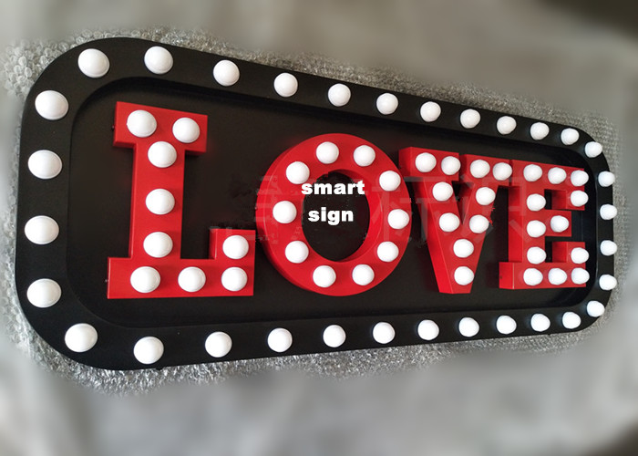 Party Marquee Letter Signs