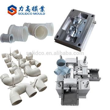 moule de tuyau faisant le moule en plastique de raccord de tuyau de moule de qualité