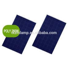 nouveau arrivé yangzhou populaire au Moyen-Orient panneau solaire en gros / panneau solaire prix pakistan