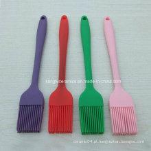 Escova de alisamento de silicone de baixo preço
