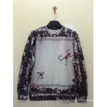 Большая Бандана Пейсли Печатная рубашка
