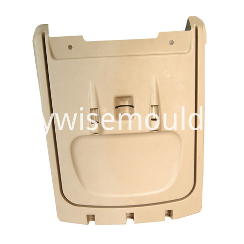 Automotive door panel