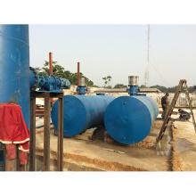 Anti-déflagrant vente chaude continue recyclage des pneus de déchets de système de pyrolyse recyclage des déchets pneumatiques au mazout avec haute production d'huile
