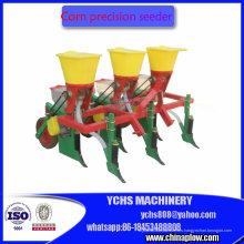Sembradora de precisión de 3 filas de maíz para Yto Tractor