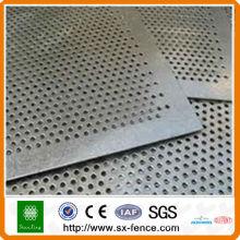 Anping shunxing fábrica de malha de metal perfurado