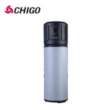 CHIGO tout en un chauffage de l'eau de pompe à chaleur de source d'air pour les chauffe-eau domestiques