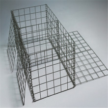 Hot-dicelup Galvanized Stone Cage Gabion Box
