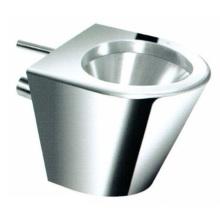 Juego de inodoro de acero inoxidable (JN49111B)
