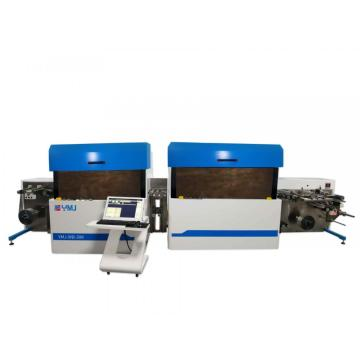 Machine d'assemblage de puce à bascule RFID entièrement automatique