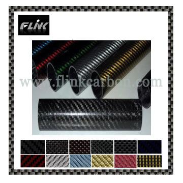 Tubes / tuyaux en fibre de carbone