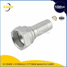 JIC 37flare fitting/swivel hose barb fittings