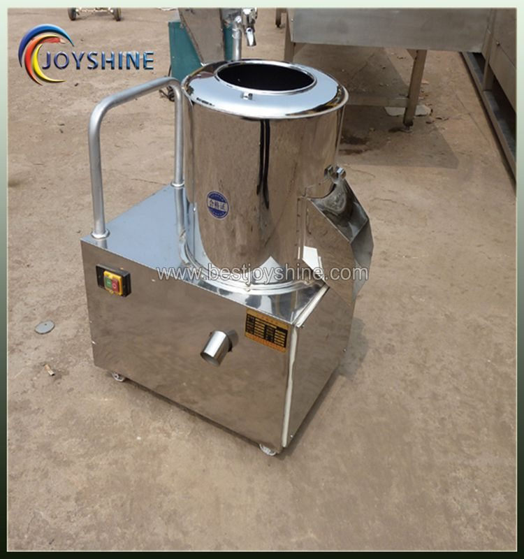 High effect 1.5kw carraot peeler machine price