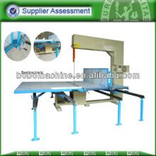 Máquina de corte vertical de colchones de alta eficiencia