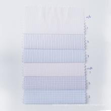 АКЦИЯ В клетку Полиэстер ткань Рубашка против морщин Текстиль