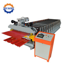 Double Layer Wall Panel Making Roller Form Machines
