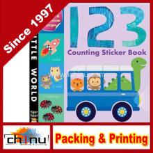 123 Счетная книга для стикеров (440013)