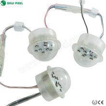 digital amusement led pixel point dot light smd 3535 rgb pixel led module string 12v/24v decorations