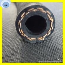 Tuyau d'huile de tuyau de fibre Tuyau d'huile de caoutchouc de haute pression