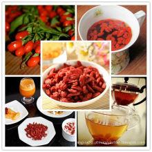 Bagas de Goji orgânicas Super Grade, Ningxia Goji Berries