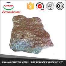 escoria de ferrocromo en la industria del hierro fundido se puede utilizar como un agente de bolas
