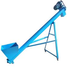 U type inclined screw conveyor
