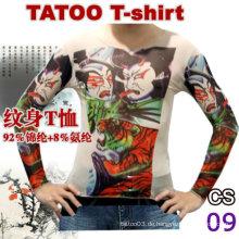 2016 neues Design billiges Tattoo T-Shirt zum Verkauf