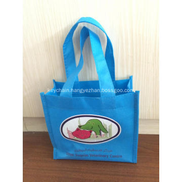 Promotional Non Woven Tote Bags With Transfer Printing