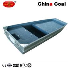 Espesor lateral de 3 mm Barco de pesca de aluminio de 14 pies