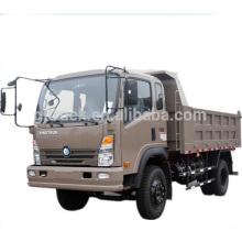 Camión volquete camión volquete SINOTRUK CDW 10 toneladas Camión volquete camión volquete SINOTRUK CDW 10 toneladas camión ligero