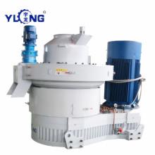 Оборудование для гранулирования из материалов биомассы