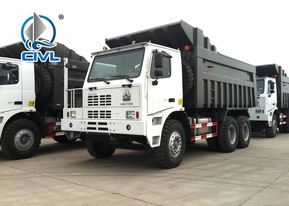 Mining Dump Truck 22