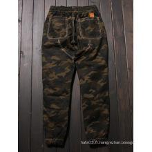 Camo Pants Camouflage Jogger Pants Bottom Zipper
