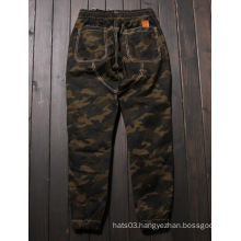 Camo Pants Camouflage Jogger Pants Bottom Zipper