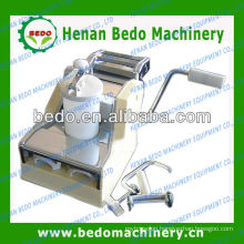 new type dumpling machine/dumpling wrapper machine