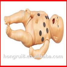Nuevo simulador del nacimiento del bebé del estilo (modelo del oficio de enfermera)