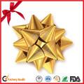 Weihnachtsdekorativer Verpackungs-Band-Stern-Bogen für die Geschenkverpackung