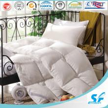 Мягкий полиэстер, теплый пуховой одеяльник, одеяло из микрофибры и пуховое одеяло / пуховое одеяло