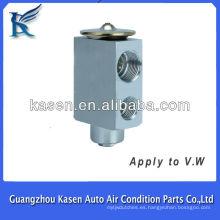 Aire A / c Válvula de Expansión para VW
